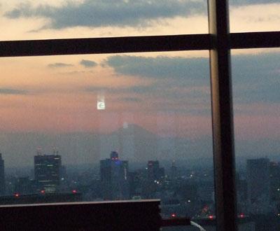 マンダリンオリエンタルホテル SENSE(センス) 富士山