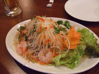 ベトナム料理 ホァングン  渋谷文化村通り店 ソムタム