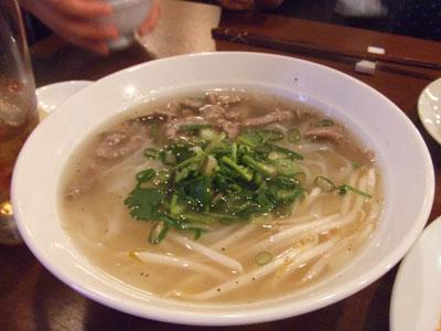 ベトナム料理 ホァングン  渋谷文化村通り店  フォー