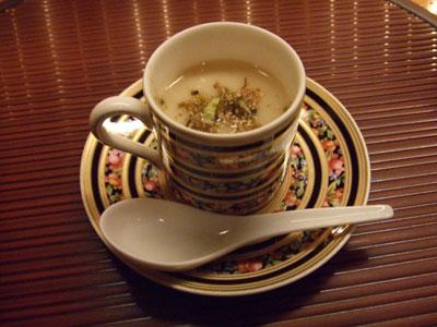 旬風URARA (しゅんぷううらら) スープ