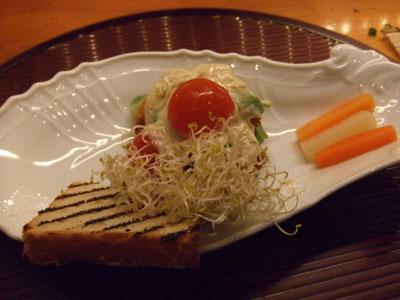 旬風URARA (しゅんぷううらら) サンドウィッチ