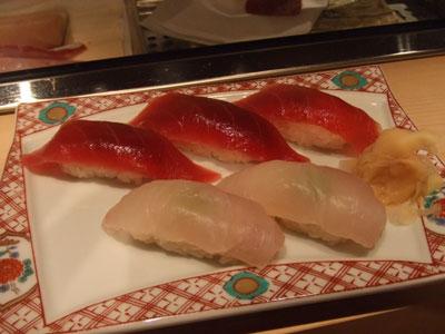 新橋 鮨 でんすけ 寿司
