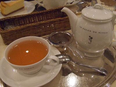 タマタカでお茶