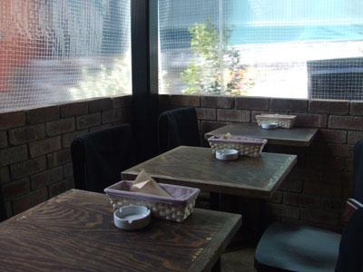 渋谷 Goro's Diner(ゴローズダイナー) テラス席