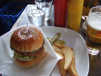 渋谷 Goro's Diner(ゴローズダイナー) ハンバーガーランチ