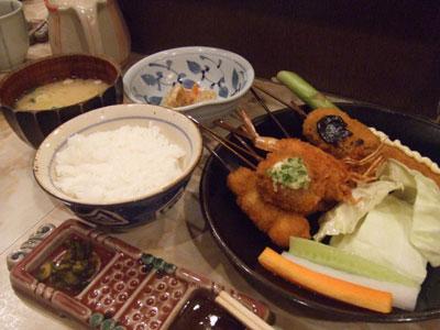 夢生(うむ) 1500円ランチ