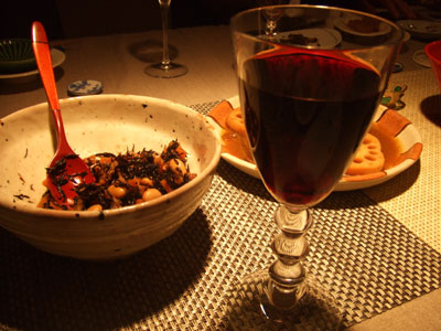 赤ワイン~