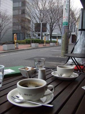 桜丘カフェ コーヒー