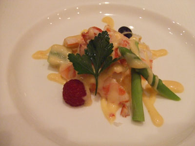 重慶飯店 麻布賓館  前菜