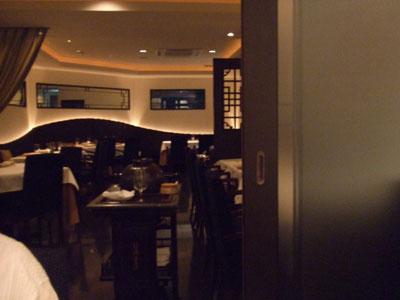重慶飯店 麻布賓館  店内