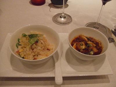 重慶飯店 麻布賓館  デザート