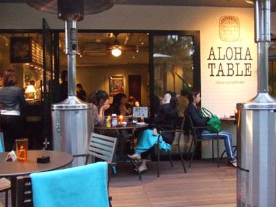 ALOHA TABLE(アロハテーブル)