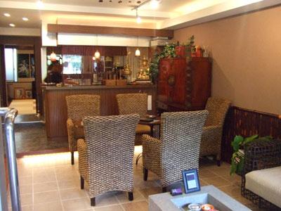 U-ber Life cafe (アーバンライフカフェ) 店内