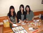六本木 アジア料理店 AngTong(アントン) 記念写真