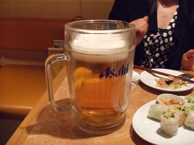 六本木 アジア料理店 AngTong(アントン) ビール