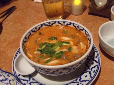 六本木 アジア料理店 AngTong(アントン) トムヤンクンン