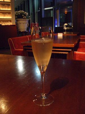 東京シティビュー シャンパン