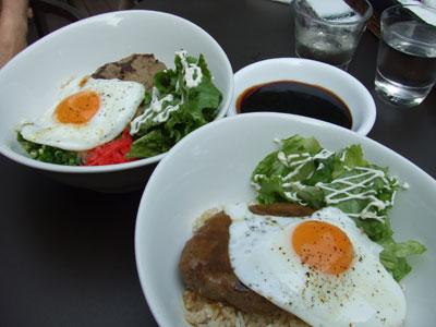 ALOHA TABLE(アロハテーブル) ロコモコ丼