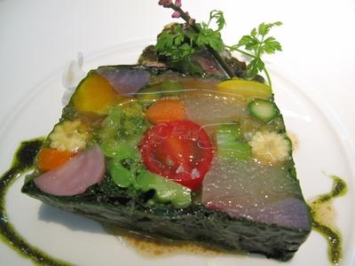 BISTRO DE L (ビストロ ド エル) 前菜