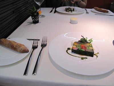 BISTRO DE L (ビストロ ド エル) パンと前菜