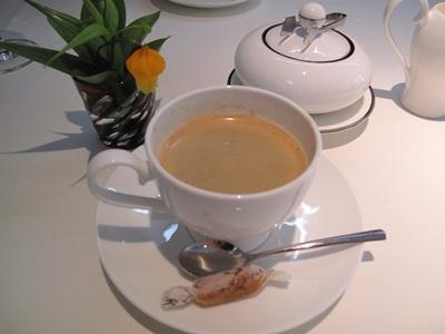 BISTRO DE L (ビストロ ド エル) コーヒー