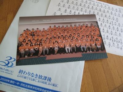 同窓会総会幹事年総合写真