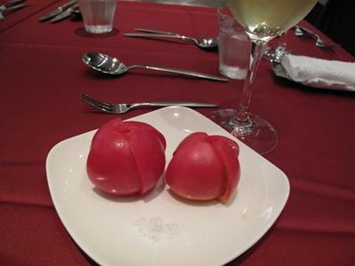 表参道 Celeb de Tomato(セレブ・デ・トマト) 本日のフルーツトマトの2種盛合せ