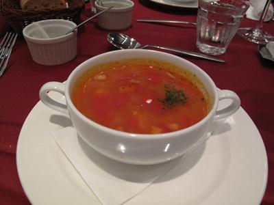 Celeb de Tomato(セレブ・デ・トマト)  スープ