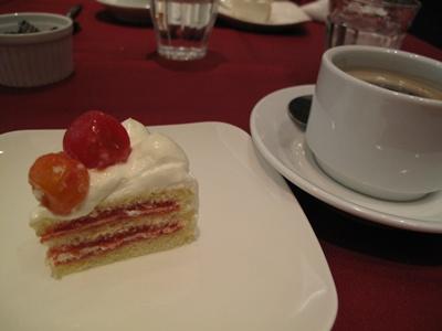 ケーキ小分け