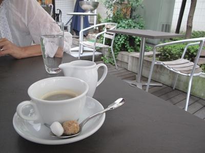 brasserie Coeur (ブラッセリー クール) コーヒー