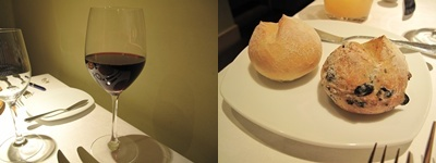 オリヴィエ ワインとパン