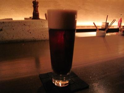 代官山 福躍 ビールで乾杯~