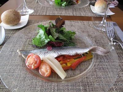 Rue de Legumes (リュウドレギュウム) 前菜