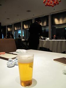 福臨門 銀座店 ビール