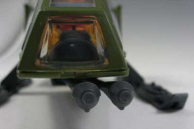 ゴースト 機関砲左