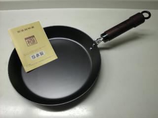 リバーライト社製極シリーズのザ・オムレツパン 24cm