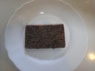 ライ麦パン 中身