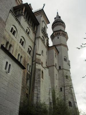 ノイシュヴァンシュタイン城 2