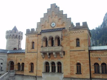 ノイシュヴァンシュタイン城 3