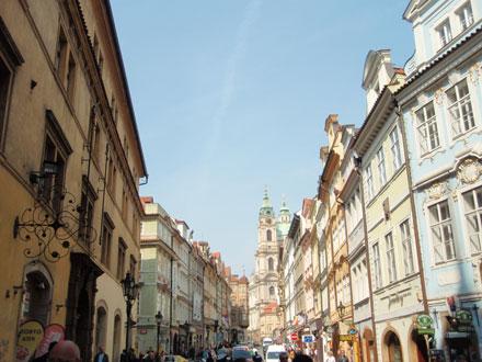 プラハ 街並み2