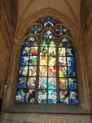 聖ヴィート大聖堂 中3