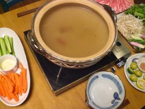 豚バラ鍋2