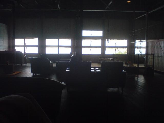 ラブラックカフェ・雨の日