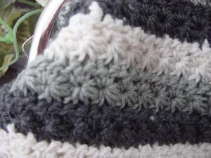 模様編み目