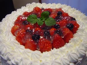 B・Dケーキ