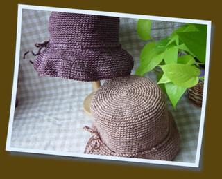 アンダリア帽子