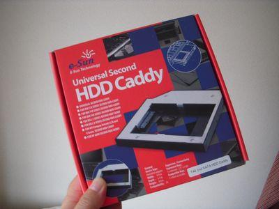 T43 2nd HDD cady