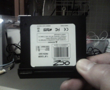 X40 SSD
