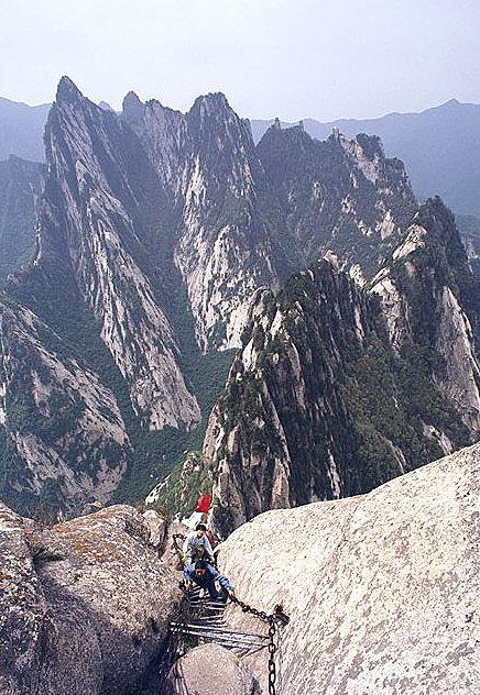 Mt Huashan3