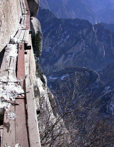 Mt Huashan5
